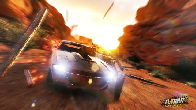 FlatOut 4: Total Insanity - Immagine 3