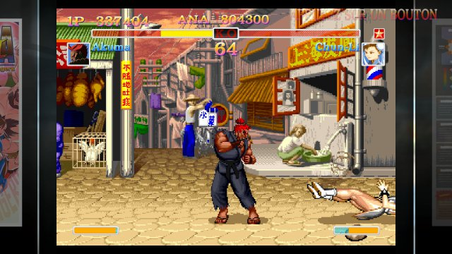 Ultra Street Fighter II Turbo - Immagine 2
