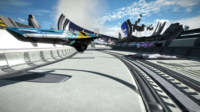 WipEout: Omega Collection - Immagine 1