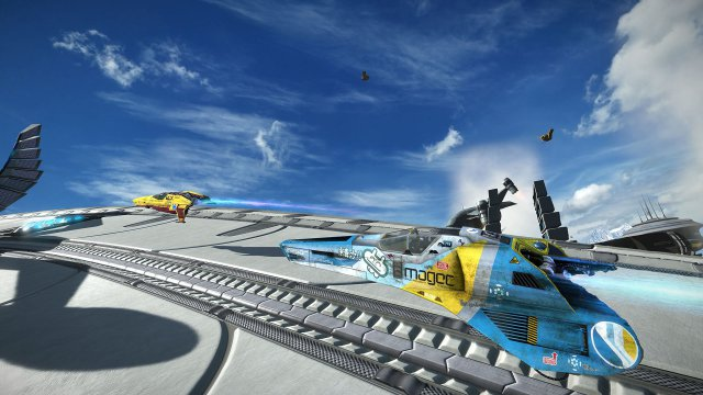WipEout: Omega Collection - Immagine 2