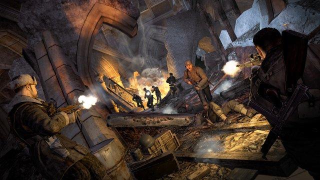 Sniper Elite V2 Remastered - Immagine 2