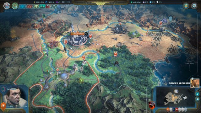 Age of Wonders: Planetfall - Immagine 4