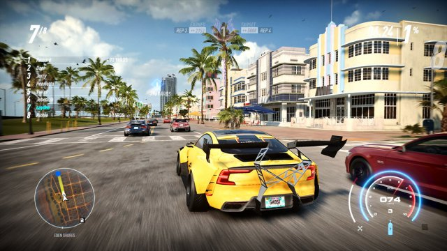 Need for Speed Heat - Immagine 2