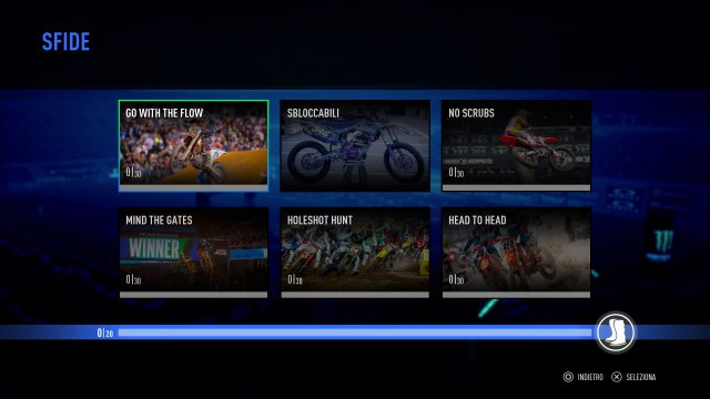 Monster Energy Supercross - The Official Videogame 3 - Immagine 1