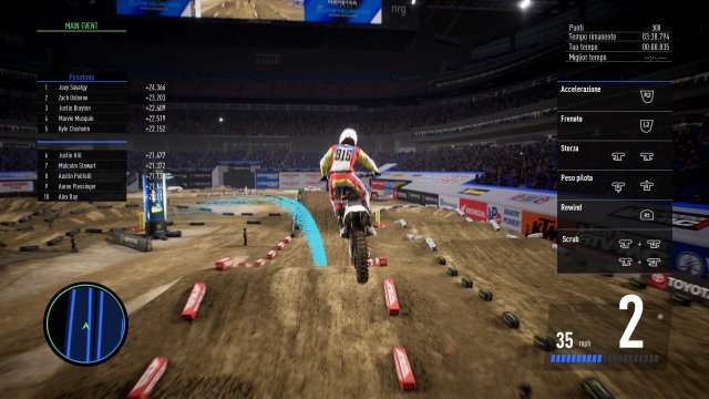 Monster Energy Supercross - The Official Videogame 3 - Immagine 4