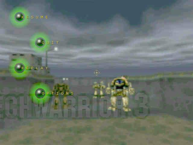MECHWARRIOR 3, la recensione PC