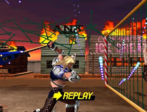Fighting Vipers 2, la recensione Dreamcast