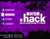 .Hack: Quarantine - Immagine 1