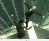 The Matrix: Path Of Neo – Press Conference - Immagine 3