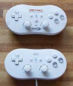 Retro Wireless Controller Wii - Immagine 3