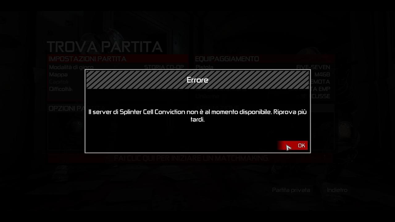Splinter cell conviction recensione pc gamesurf.it