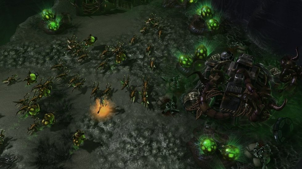 StarCraft 2 cuore del matchmaking Swarm non funziona le Bizen Parigi velocità dating