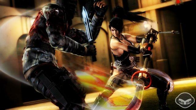 Ninja Gaiden 3: Razor's Edge - Immagine 1