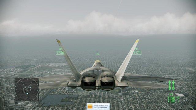 Ace Combat Assault Horizon - Immagine 4