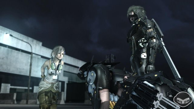 Metal Gear Rising: Revengeance - Immagine 5