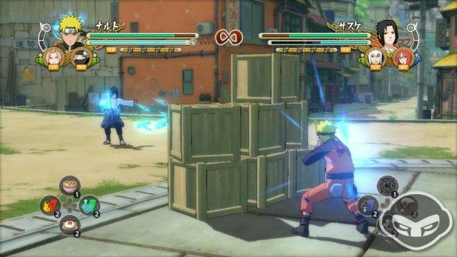 Naruto Shippuden: Ultimate Ninja Storm 3 - Immagine 13