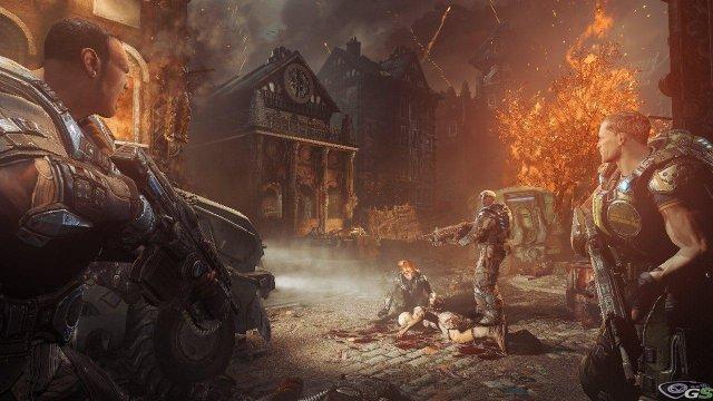 Gears of War: Judgment - Immagine 2