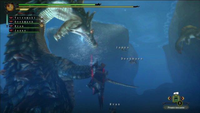 Monster Hunter 3 Ultimate - Immagine 6