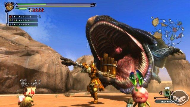 Monster Hunter 3 Ultimate - Immagine 1