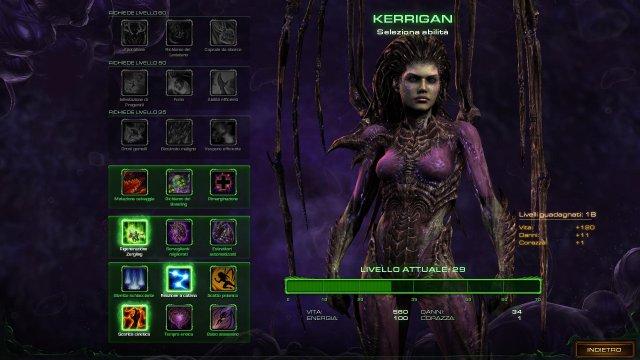 StarCraft II: Heart of the Swarm - Immagine 11