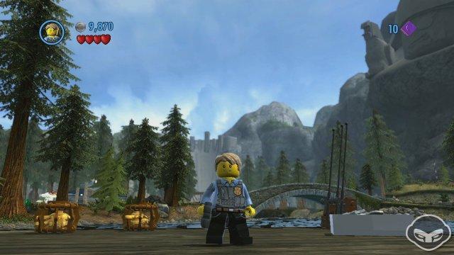LEGO City Undercover - Immagine 5
