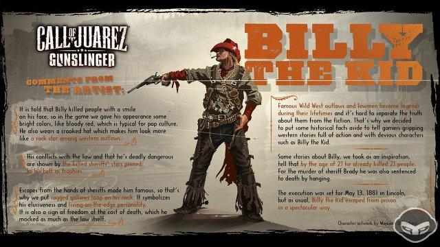 Call of Juarez: Gunslinger - Immagine 2