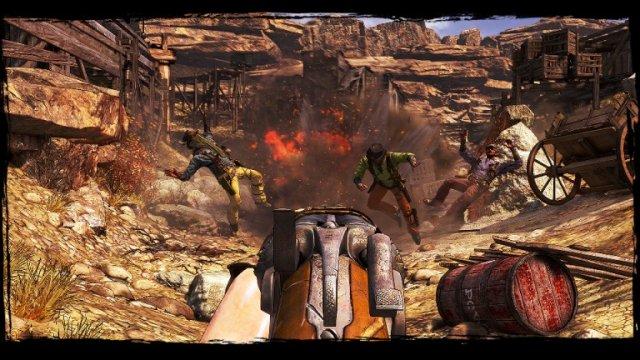 Call of Juarez: Gunslinger - Immagine 5