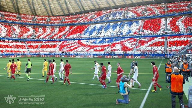 Pro Evolution Soccer 2014 - Immagine 4