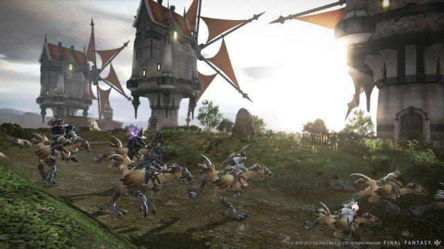 Final Fantasy XIV: A Realm Reborn - Immagine 1