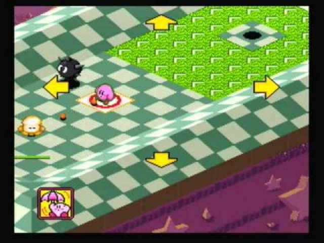 Kirby's Dream Course - Immagine 1