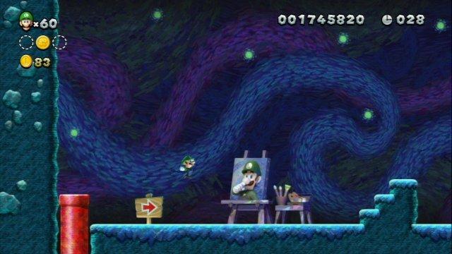 New Super Luigi U - Immagine 1