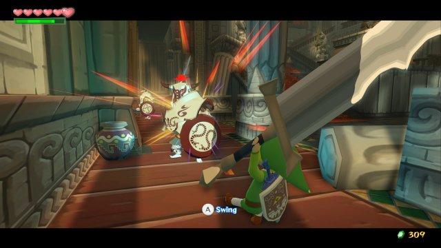 The Legend of Zelda: The Wind Waker HD - Immagine 2