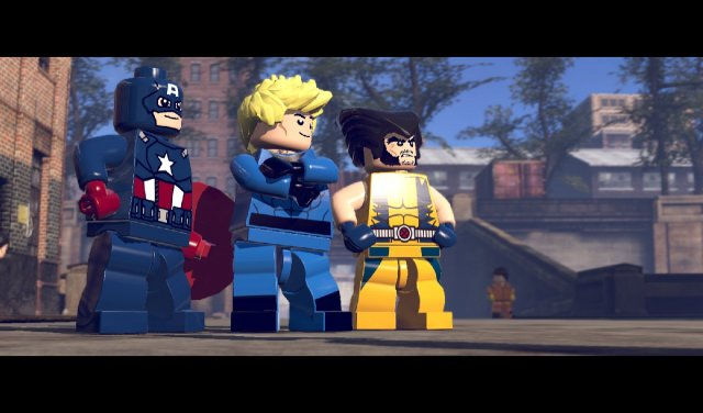 LEGO Marvel Super Heroes - Immagine 18