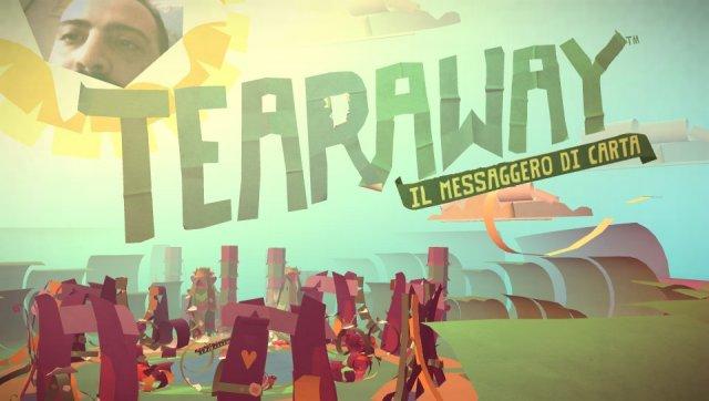Tearaway - Immagine 1
