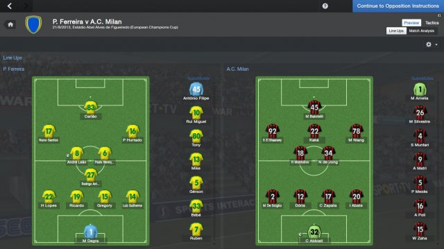 Football Manager 2014 - Immagine 3
