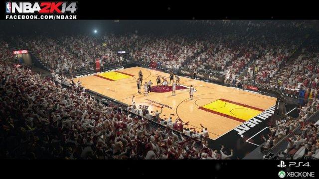 NBA 2K14 - Immagine 1