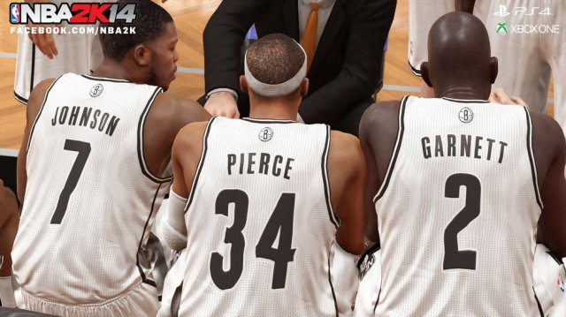 NBA 2K14 - Immagine 2