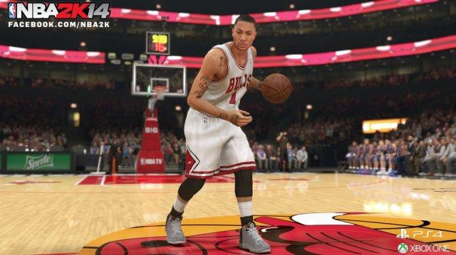 NBA 2K14 - Immagine 6