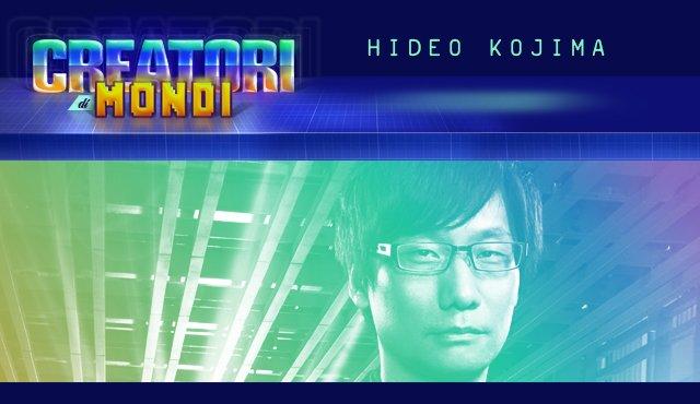 Creatori di Mondi: Hideo Kojima - Immagine 2