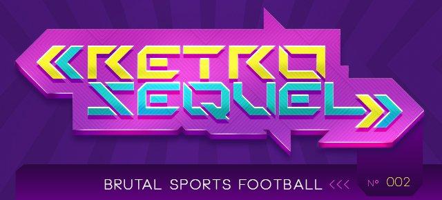 Retro Sequel: Brutal Sports Football - Immagine 3
