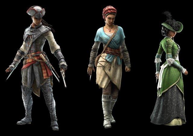Assassin's Creed Liberation HD - Immagine 1