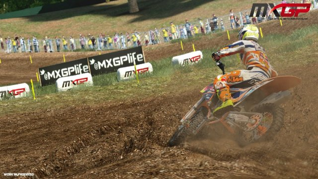 MXGP: The Official Motocross Videogame - Immagine 1