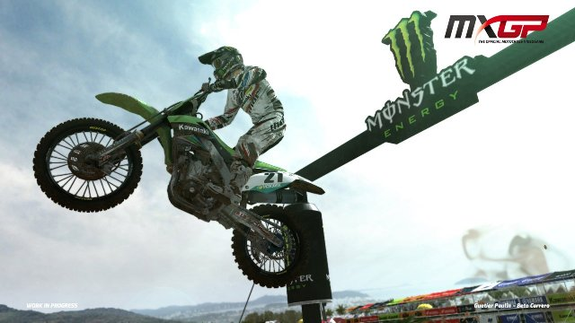MXGP: The Official Motocross Videogame - Immagine 4
