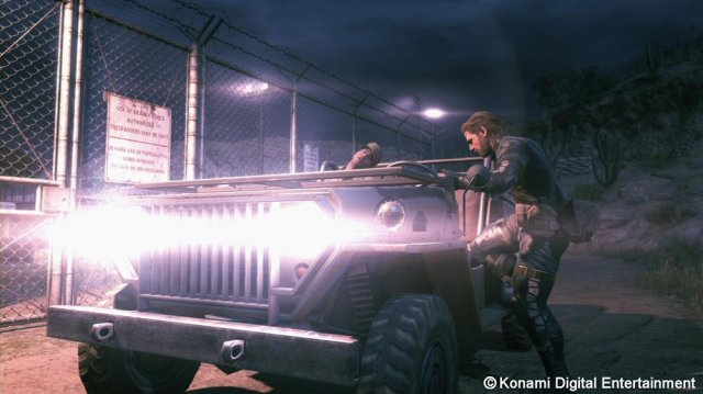 Metal Gear Solid V: Ground Zeroes - Immagine 9