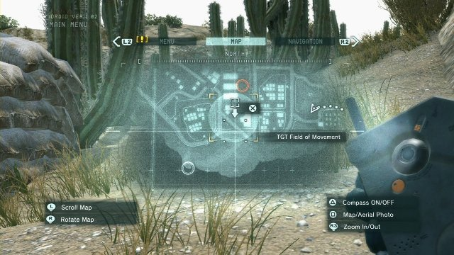 Metal Gear Solid V: Ground Zeroes - Immagine 1