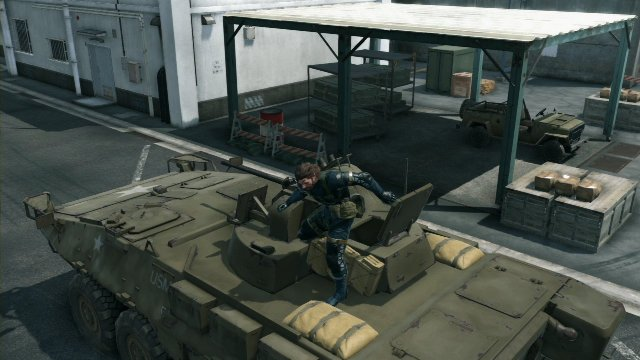 Metal Gear Solid V: Ground Zeroes - Immagine 4