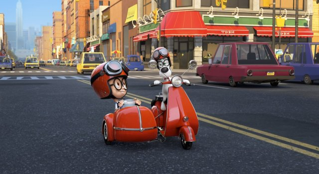 Mr. Peabody e Sherman - Immagine 1