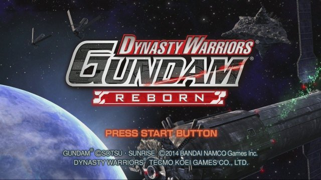 Dynasty Warriors: Gundam Reborn - Immagine 1