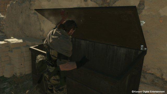 Metal Gear Solid V: The Phantom Pain - Immagine 6