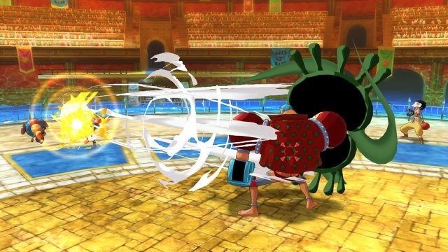 One Piece Unlimited World Red - Immagine 3
